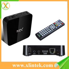 2015 Hot Sale Smart TV Box Pre-installed Kodi 14.2 Fully Loaded IPTV Android TV Box MX Amlogic 8726 dual Core OTT TV Box