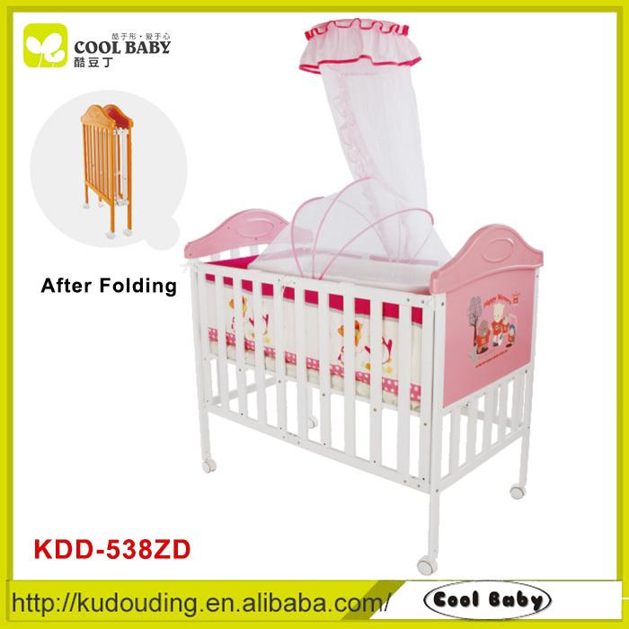 enfants produits fabricant nouveau pliable lit b b pour. Black Bedroom Furniture Sets. Home Design Ideas
