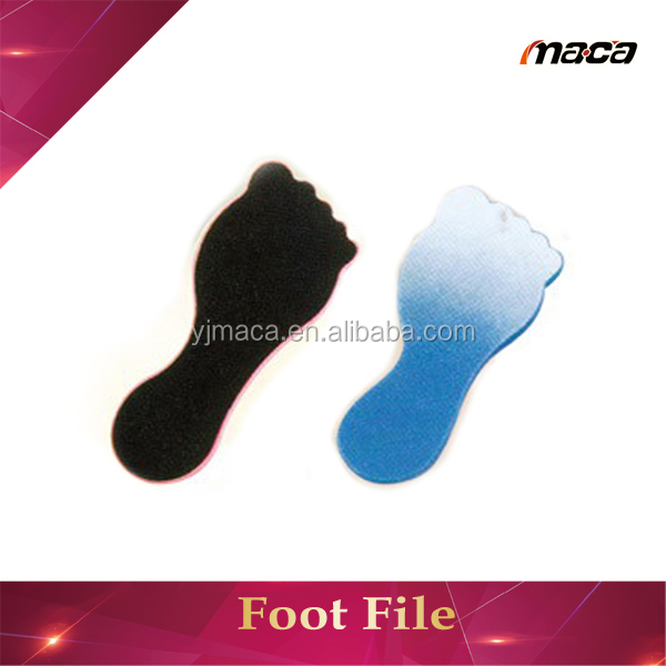 FF1119 most popular cute foot shape disposable manicure pedicure