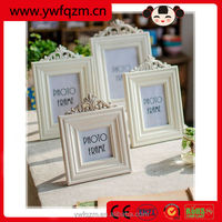 wooden carved photo frame wholesale