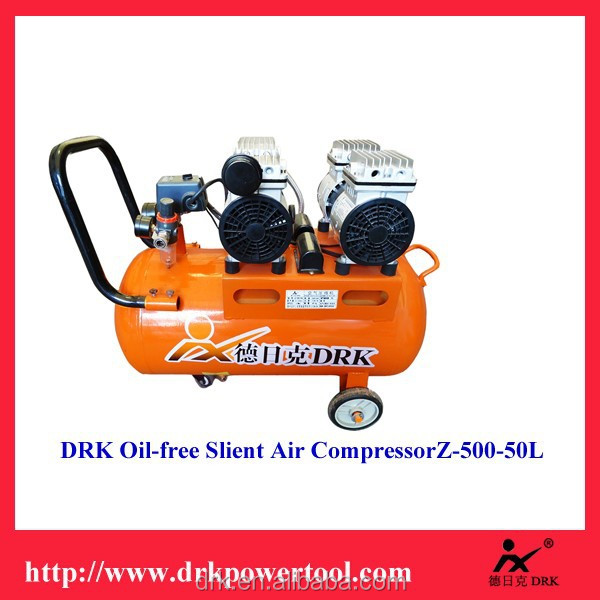 1100WProfessional industrial air compressor min Noiseless Oil Free Air Compressor