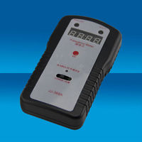 IR/RF remote control frequency meter reader