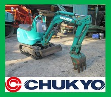 <SOLD OUT> Japanese Used Mini Excavator For Sale Komatsu PC 0 1- 1A