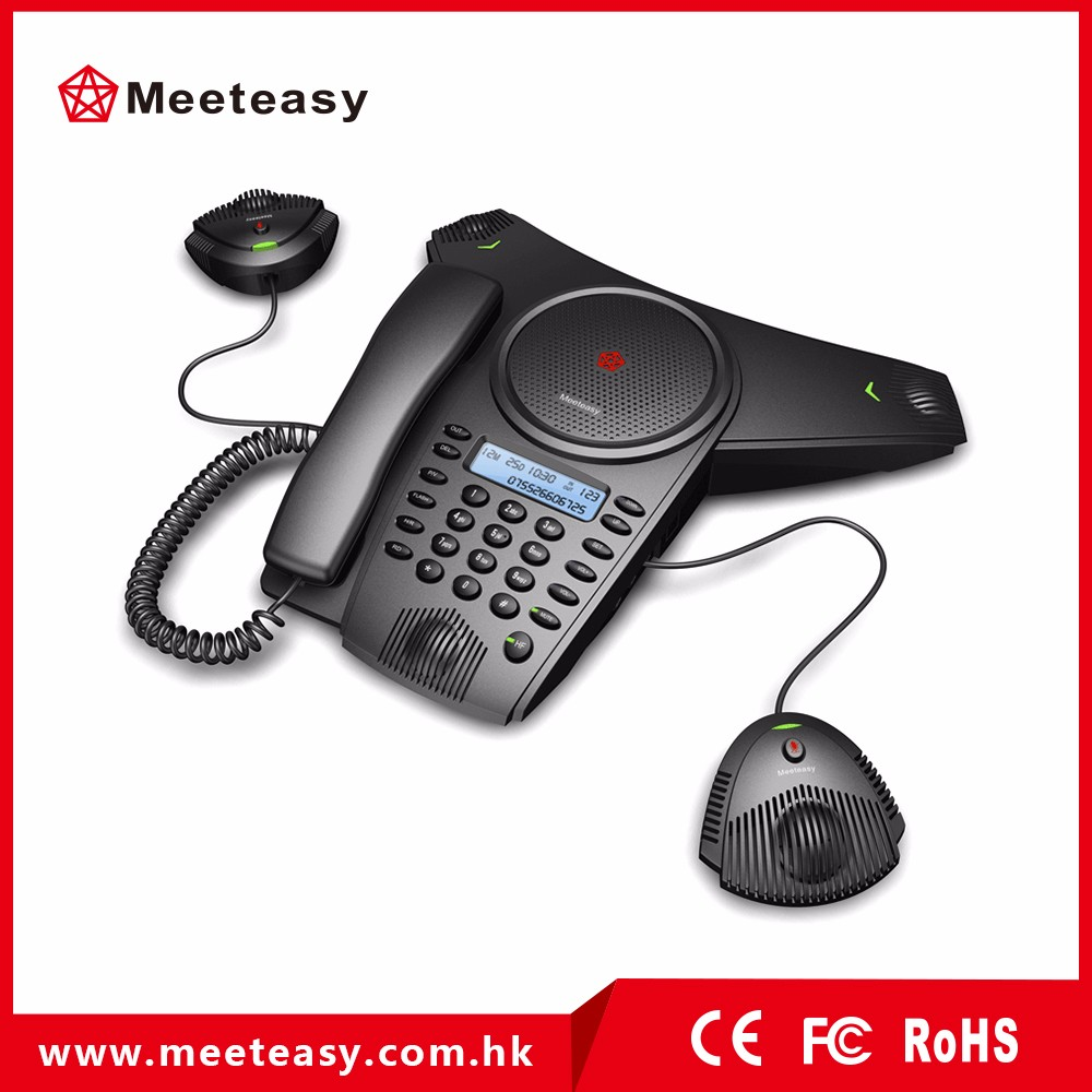 Expandable USB Conference Phone for Meeting Room Conference Hall Conference Sound System