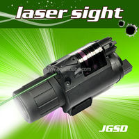 Tactical green and red Laser Sight with LED for Picatinny Rail