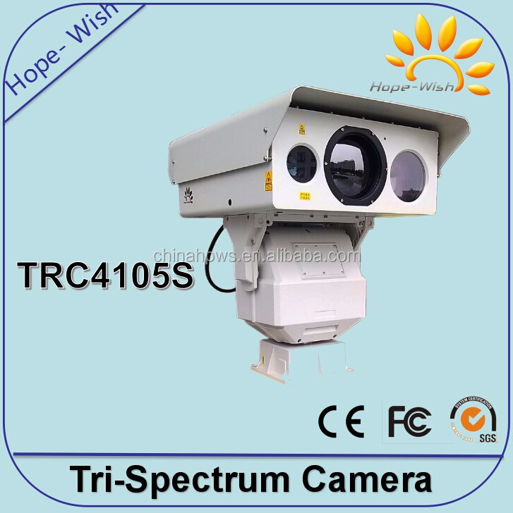 multi-sensor infrared thermal imagining camera