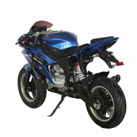 Used gas x 19 super pocket bike 110cc for adults