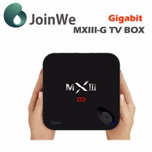 Joinwe 2g 16g Cpu S812 Upgraded Android Mxiii-g 4k Ott Tv Box