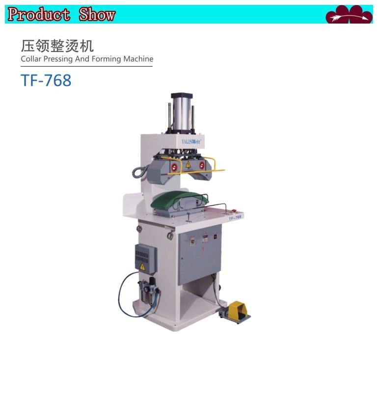 shirt pressing machine