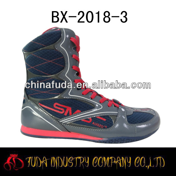 2014 new chinese custom men boxing shoes