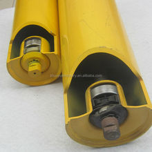 Rubber coating steel tube conveyor professional manufacturer conveyor roller
