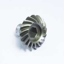 customized small size small module bevel gear cone-shaped gear wheel for car model, fuel toy car
