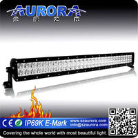E-mark, SAE,CE,ROHS, IP68, IP69K truck led 30inch double row 300w Led Light Bar 12v