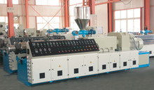 Pvc Wood Plastic Composite Profile Extrusion machine production lines and machinery