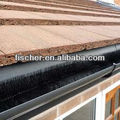 gutter brush 10cm*4m, black pp with anti UV resistance, factory supply directly.