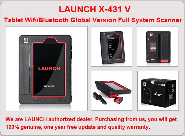 100% Original Launch X431 V Wifi / Bluetooth Full System Diagnostic Tool Same Function as X-431 V launch creader v update online