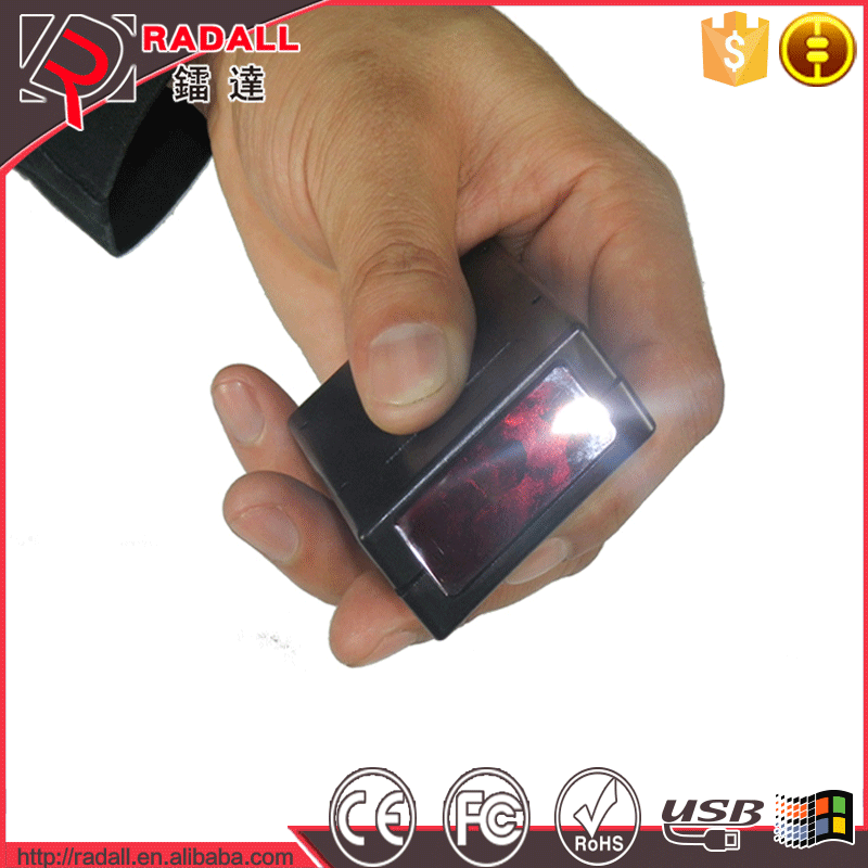 RD-301 Wired 1D portable barcode scanner Smart mini usb barcode handheld scanner