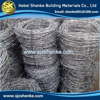 Wholesale Best China Barbed Wire Roll Price Fence
