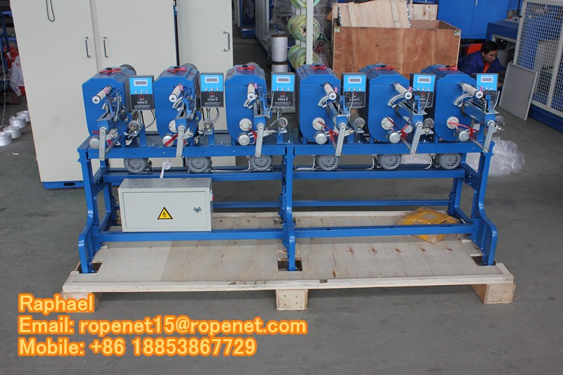 Top Quality China embroidery thread winding machine factory