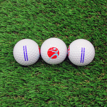 golf factory wholesale custom golf ball printed logo golf ball christmas gift ball