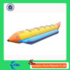 Hot sale inflatable banana float, PVC inflatable banana floating boat for sale
