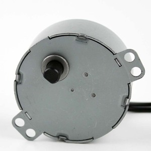 4w axial fan small synchronous motor