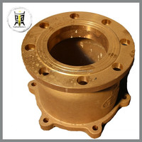 OEM China manufacturer precision brass sand casting