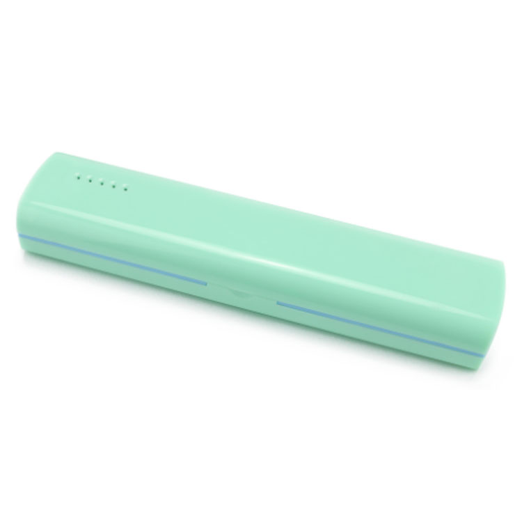 2017 UV disinfector toothbrush cases UV tootbrush sanitizer