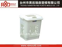 plastic lovely dustbin molding