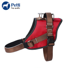 New Arrival Nylon Polyester Pets Soft Safe High-end Dog Harness