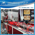 45 extrusion machine for plastic faux marble profiles