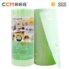 Alibaba china Manufacturer OEM multi-purpose disposable nonwoven fabric household cleaning dry wipes