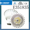12v dimmable mr16 gu5.3 led bulb 2800K high lumen12V 5w mr16 led spot light TUV CE UL APPROVAL
