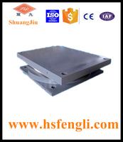 Hebei hengshui manufacture bridge pot bearing pot bearing for construction