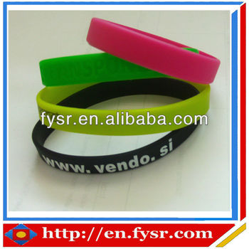 2013 London Olympics Silicone Wristband