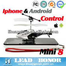 the newest LH1210 wl toys rc helicopter iPhone/iTouch/iPod Mini Infrared Remote Control