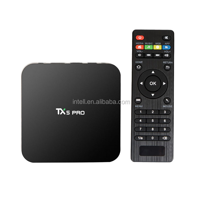 EVEYRBODY! 5.8g wifi tx5 pro android 6.0 tv box 2g 16 g , 4k KD PLAYER tv box tx5 pro set top tv box, price better T95Z PLU ~~