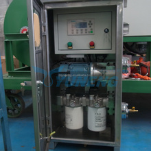 On load tap changer on line oil filter for transformer industry JZ series from Yuneng
