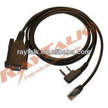 2 in 1 programming cable for Kenwood two way radio KPG-22/KPG-46