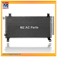 Auto Part Refrigeration Condenser For Toyota Yaris