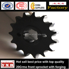 front sprocket motorcycle,german roller chain,motorcycle chain and sprocket kits