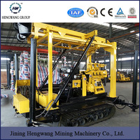 200M Cheap Price Truck mounted rotary water well drilling rig