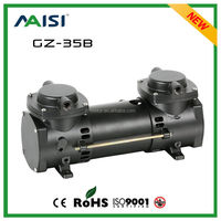 Micro air diaphragm single stage vacuum pump rotary vane vacuum pump