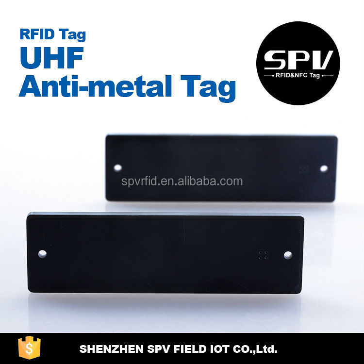 Long Reading Distance Passive RFID Metal Tag for Asset Management