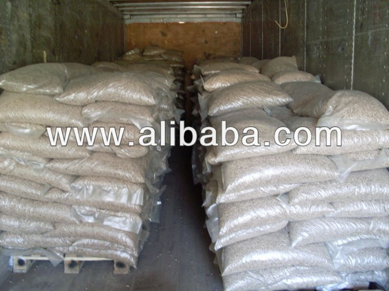 Pine wood pellet without dust for Horse bedding