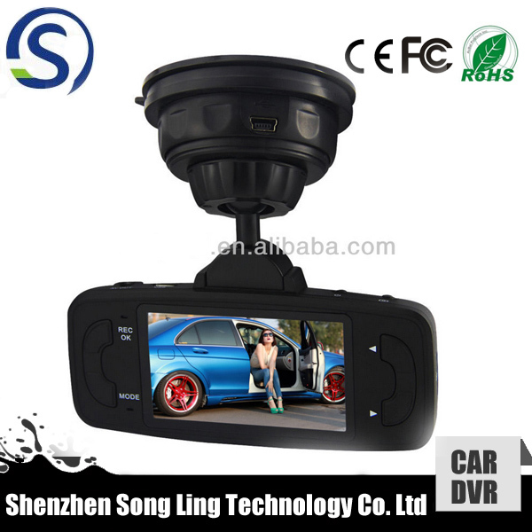 2.7inch H.264 Car Black Box /Auto Camera Dvr /Car Accident Recording Camera GS9000