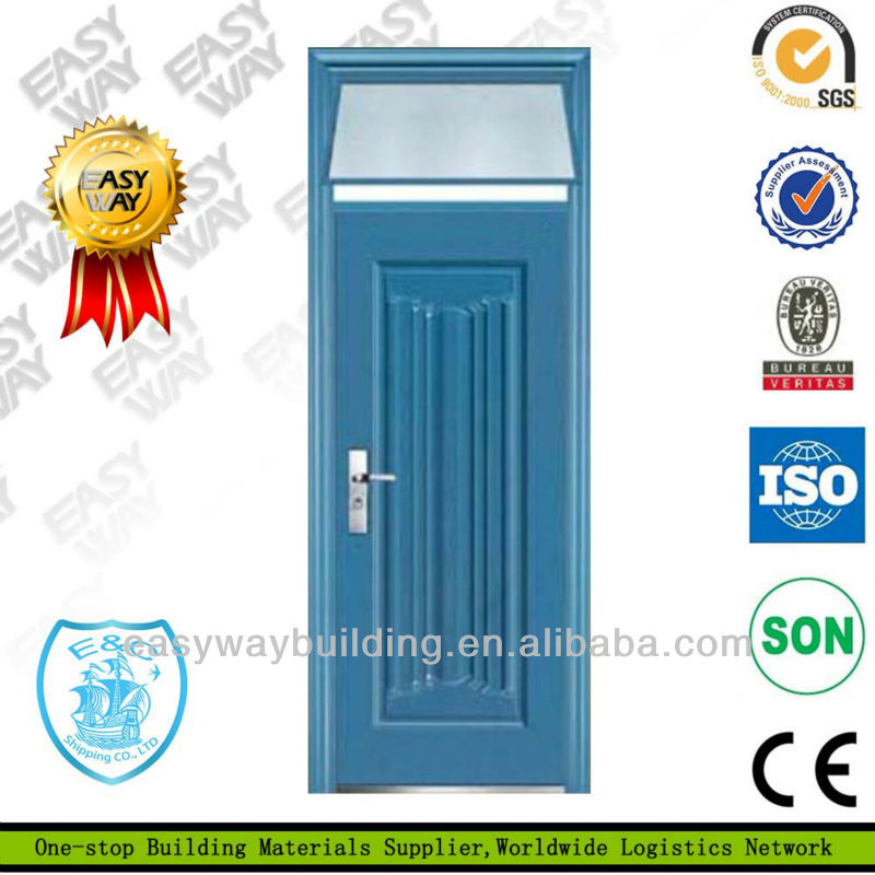 Entrance Security Steel Door for Living Building Project in China