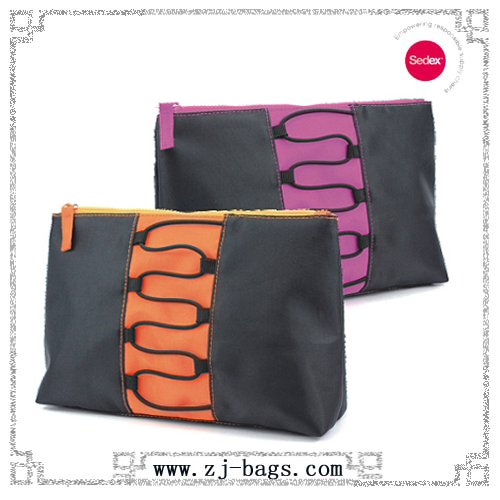 Promotional cosmetic bag case with CE certificate