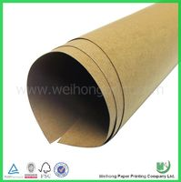 High quality 100gsm brown sack kraft paper for bags
