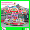 Merry Go Round Parts Carousel Amusement Ride for Sale
